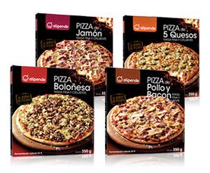 Pizzas Alipende