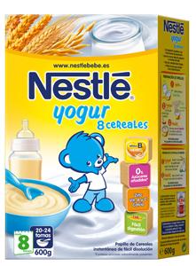 Papillas Nestle