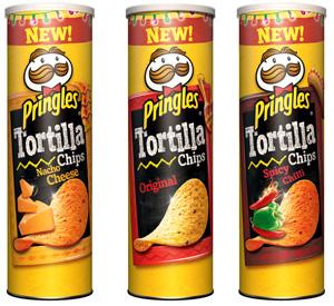 Pringles Tortilla