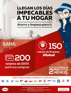 Promoción Henkel