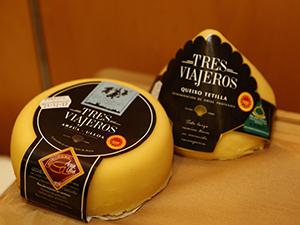 Nuevos quesos Tres Viajero
