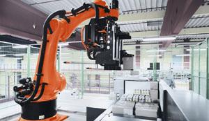 Prototito de robot