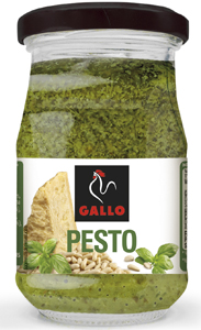 Salsa Pesto Gallo