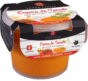 Nueva Crema de Tomates