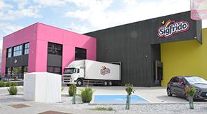 Nuevas instalaciones de Sigfrido Fruit