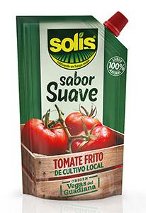 Nuevo Tomate Solís Sabor Suave