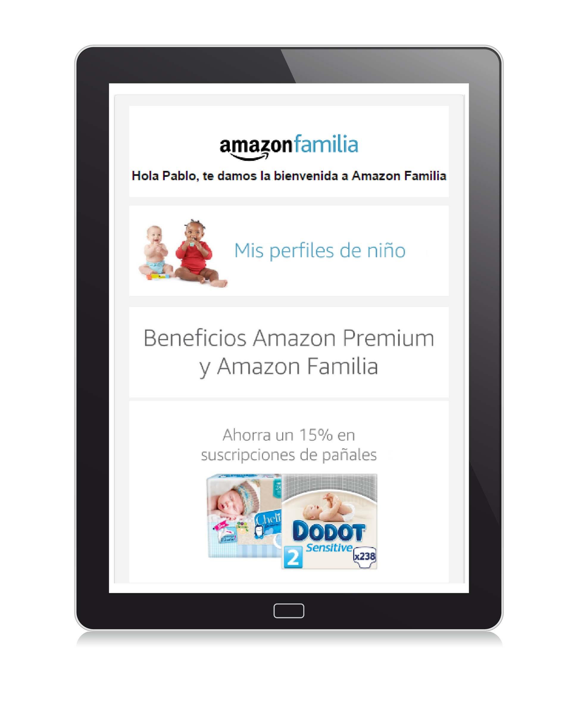 Amazon Familia