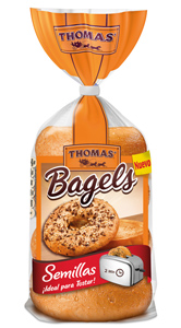 Thomas Bagels Semillas