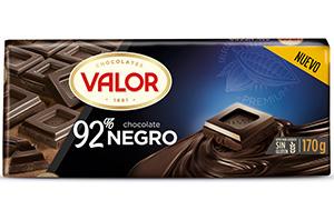Nuevo Chocolate Valor