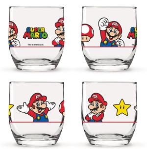 Nocilla y Mario Bross