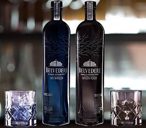 Nueva serie de vokdas Belvedere