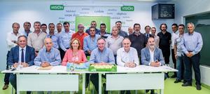 Acuerdo Grupo AN y Unica Group
