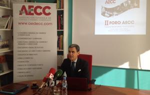 Javier Hortelano, presidente de Aecc