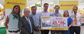 Ahorramas y Unilever solidarias con la Cruz Roja