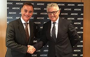 Acuerdo entre Alimentaria y Aecoc