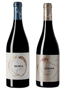 Nuevos vinos tintos