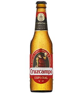 Nueva botella Cruzcampo Especial