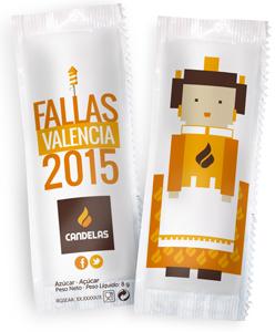 Cafés Candelas Fallas Valencia 2015