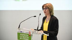 Presentación programa europeo