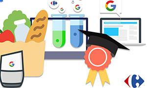Acuerdo entre Carrefour y Google