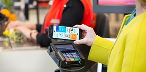 Aplicación de pago con móvil