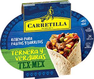 Carretilla Tex-Mex