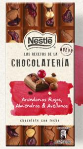 Las recetas de la Chocolatería
