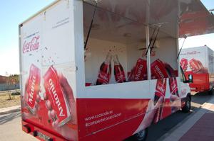Campaña Comparte Coca-Cola