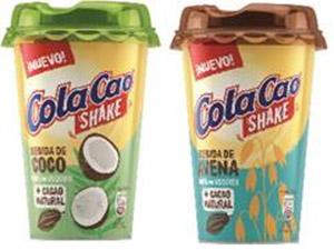 Nuevas variedades de Coca Cao Shake
