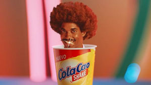 Cola Cao Shake