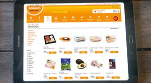 Tienda online de Consum