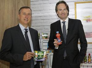 Jérôme Boesch y Christian Stammkoetter