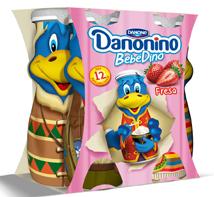 Danonino BebeDino