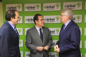 Pablo Trillo, delegado de la Junta de Castilla y León, visita El Árbol.