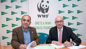 Acuerdo entre WWF y El Corte Inglés