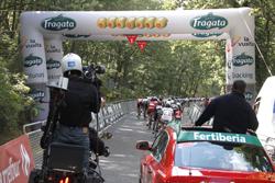 Fragata patrocina la Vuelta Ciclista a España 2013