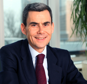 Javier Hortelano, presidente de la AECC