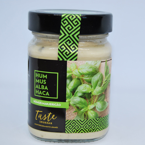 Hummus Albahaca