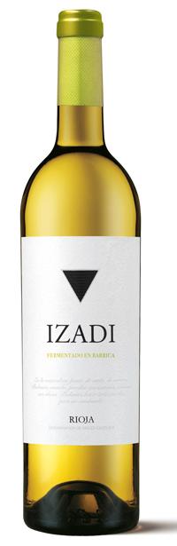 Izadi blanco 2012