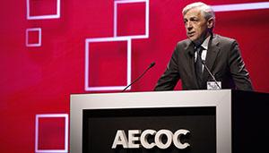 Javier Campo, presidente Aecoc