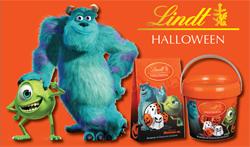 Monstruos de Lindt