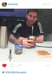 Messi Mardel