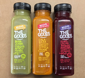 Nueva gama The Goods