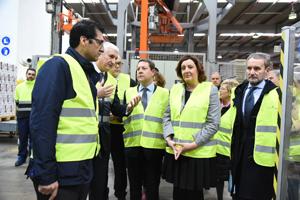 García-Page visita Pernod Ricard