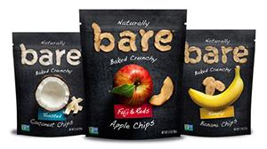 Snacks de Bare Foods