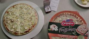 Pizzas Campofrío