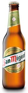 San Miguel Sin gluten