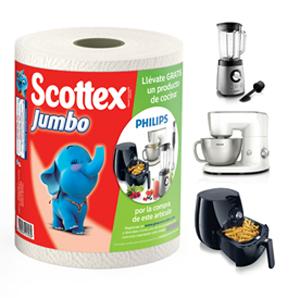 Scottex y Philips