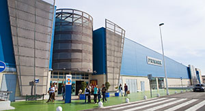 Centro Comercial L´Aljub
