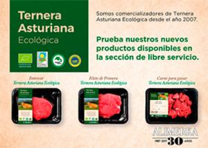 Nuevos productos ecológicos en Alimerka